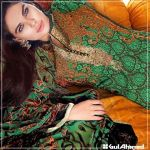 Velvet Shalwar Kameez Collection By Gul Ahmed 2016 5