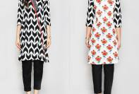 Winter Kurti Prints By Generation Brand 2015-16
