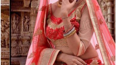 Winter Lehenga Choli Dress Designs By Natasha Couture 2015-16