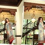Winter Printed Kurtis By Shaista 2015-16 2