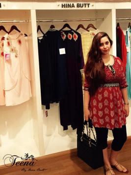 Winter Wedding Party Dresses Teena By Hina Butt 2015-16 11