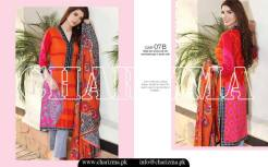 3 Piece Karandi Pashmina Collection By Charizma 2016 12