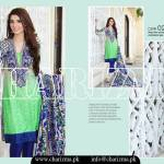 3 Piece Karandi Pashmina Collection By Charizma 2016 2