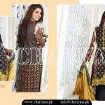 3 Piece Karandi Pashmina Collection By Charizma 2016 6