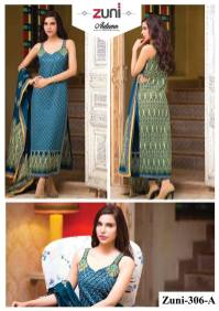 Amna Ismail Winter Collection 2015-16 Zuni Kurtis 11