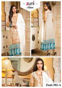 Amna Ismail Winter Collection 2015-16 Zuni Kurtis 2