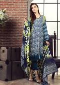 Cottel Fabric Winter Collection By Alkaram Studio 2015-16
