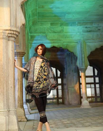 Embroidered Luxury Dresses Deeba Collection By Shariq 2016 12