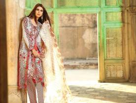 Embroidered Luxury Dresses Deeba Collection By Shariq 2016 9