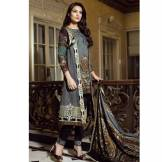 Embroidered Shawl Dresses By House Of Ittehad 2015-16 6