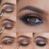 Eye Makeup Tutorial For Fall Season Styling 14