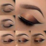 Eye Makeup Tutorial For Fall Season Styling 8