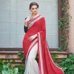 Formal Saree Designs By Saheli Couture 2016 7