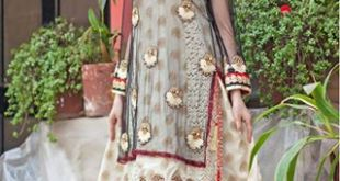 Formal Wear Zahra Ahmed Dresses For This Winter Wearing