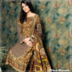 Gul Ahmed Winter Collection 2015 For Pakistani Women 10