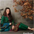 Gul Ahmed Winter Collection 2015 For Pakistani Women 19