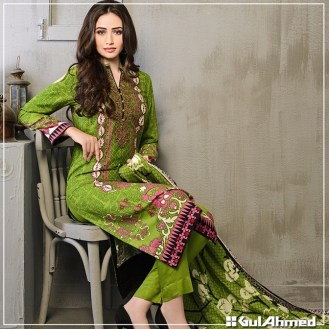 Gul Ahmed Winter Collection 2015 For Pakistani Women 20