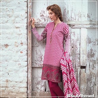 Gul Ahmed Winter Collection 2015 For Pakistani Women 4