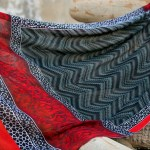 J. Woolen Shawls Collection For Winter Season 2015-16