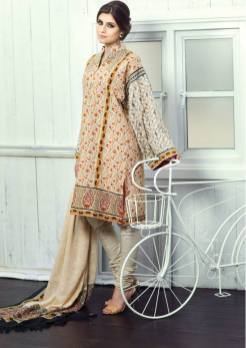 Karandi Winter Collection By Alkaram Studio 2015-16 13
