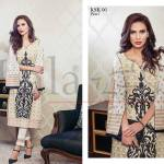 Kesa Kurti Collection By Lala Textiles For Winter Season 4