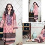 Kesa Kurti Collection By Lala Textiles For Winter Season 5