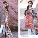 Khaddar Fabric Embroidered Winter Collection By Zeen 2015-16 3