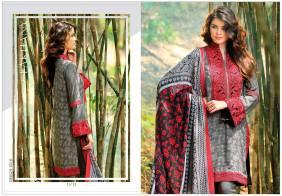 LSM Fabrics Winter Shawl Collection 2015-16 3