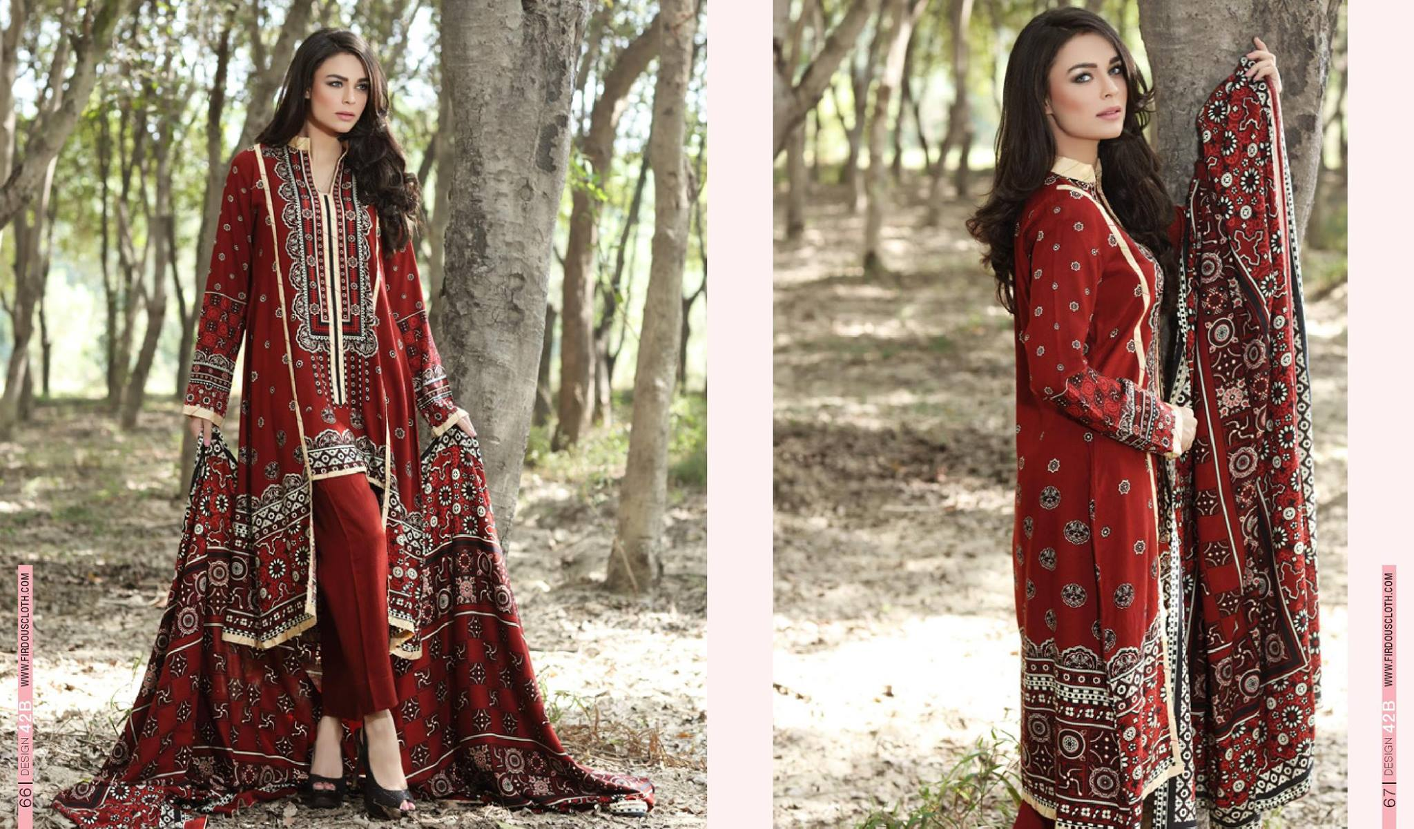 linen embroidered dress