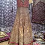 Long Kameez Embroidered Dresses By Saheli Couture 2016 2