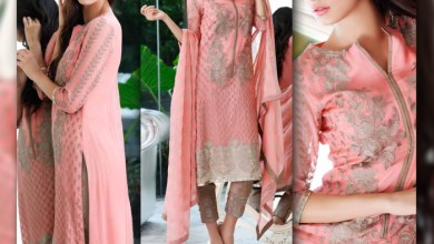 Luxury Chiffon Collection By Charizma 2015-16