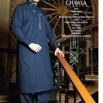 Men Plain Shalwar Kameez By Chawla Fabrics 2016 7