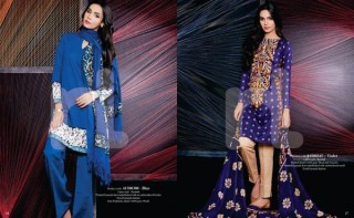 Nishat Linen Winter Collection 2015 For Casual & Formal Wearing 3