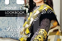 Nishat Linen Winter Collection 2015 For Casual & Formal Wearing