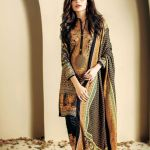 Outfitters 3 Piece Winter Dresses Ethic Collection 2015-16 3