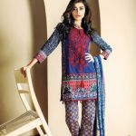 Outfitters 3 Piece Winter Dresses Ethic Collection 2015-16 6