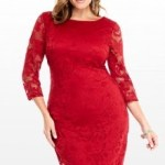 Plus Size Party Wear Dresses For This Year Xmas 3