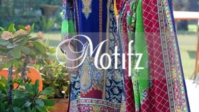 Printed Karandi Winter Collection By Motifz 2015-16