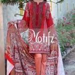 Printed Karandi Winter Collection By Motifz 2015-16 9