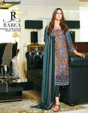 Rabea Shawl Collection For Winter By Shariq Textiles 2015-16 12