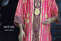 Silk Winter Shalwar Suits By Almirah 2015-16