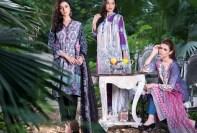 Three Piece Winter Shalwar Kameez By Pareesa 2015-16