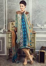 Twill Viscose Winter Collection By Alkaram Studio 2015-16 5