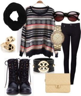 Warm Casual Polyvore Items To Try This Cold Season 11