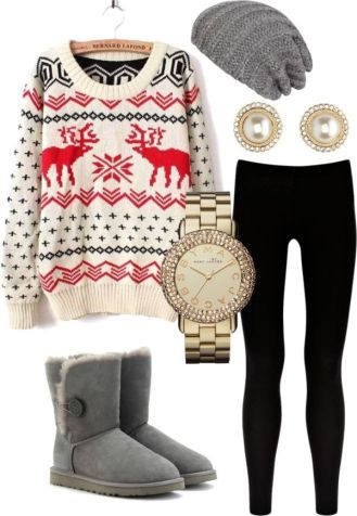 Warm Casual Polyvore Items To Try This Cold Season 13
