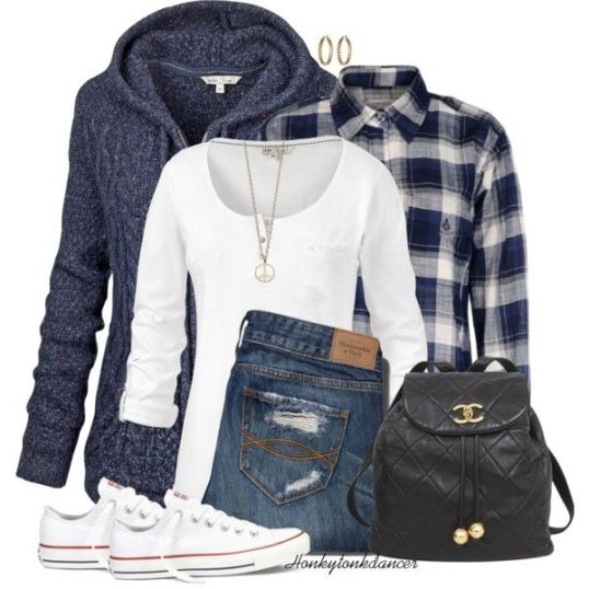 Warm Casual Polyvore Items To Try This Cold Season 2