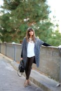 Winter Cardigans To Try With Casual Outfits 4