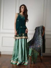 Winter Evening Wear Collection By Misha Lakhani 2015-16 4