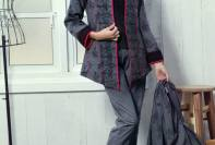 Winter Pret Shalwar Suit Collection By Alkaram 2015-16
