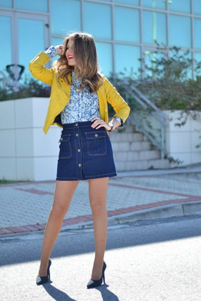 Yellow Winter Fashion Items To Try This Fall 2015-16 16